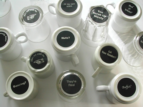 Chat Cups by Soop Group