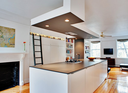D House Renovation in Massachusetts by Bunker Workshop in main interior design architecture  Category