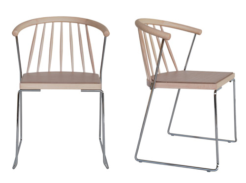 Dallas Chair from Capdell