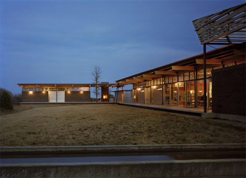 Desert House in Texas by buildingstudio in main architecture  Category
