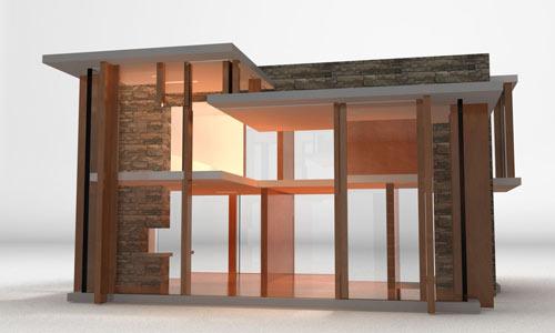 The Emerson Dollhouse by Brinca Dada