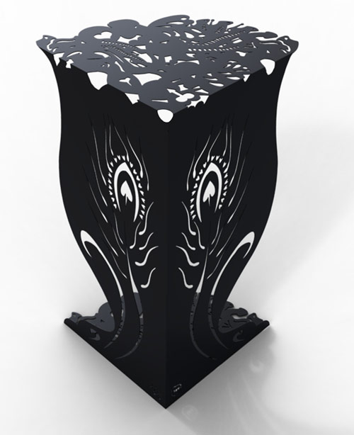 Erotica Cut Out Table by VAL in main home furnishings  Category