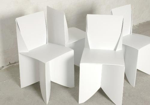 Folder Chair by Stefan Schöning