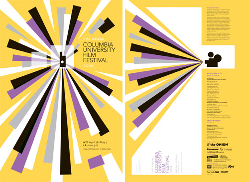 Jesse Kirsch Has Been The Art Director And Designer Of Columbia University Film Festival