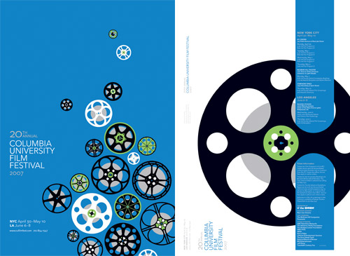 Jesse Kirsch Poster Design in main art  Category