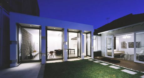 Kelso House in Australia by Architects EAT