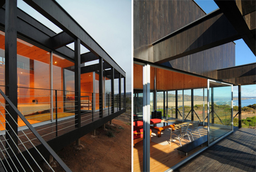 Rodríguez Harvey House by Nicolás Loi Architects in architecture  Category