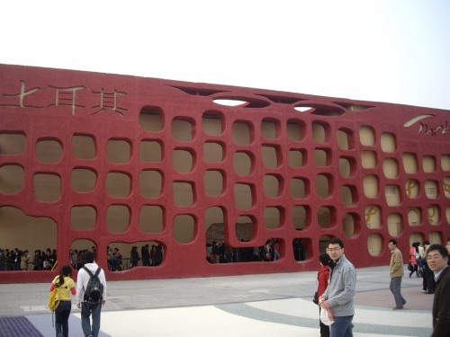 Shanghai Expo 2010 in main architecture  Category