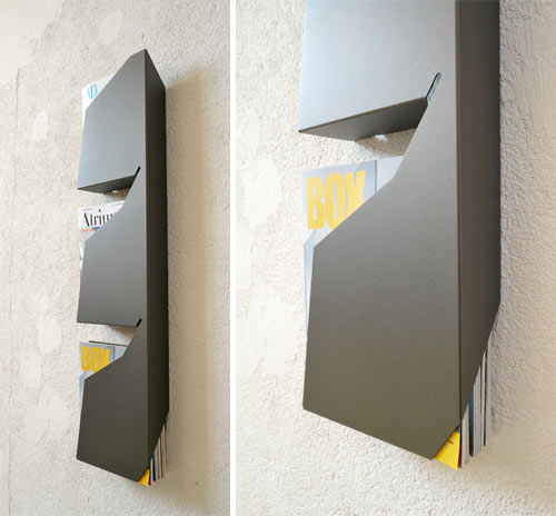 Wall Press by Studio Manzano