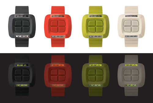 New o.d.m. Watches in technology style fashion  Category