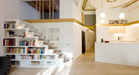 SANTPERE47 in Spain by Miel Arquitectos