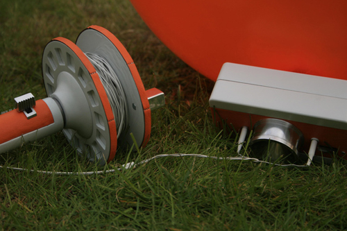 Aerial Capture Camera