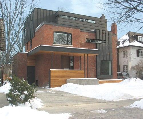 Cedarvale Residence by Taylor Smyth Architects