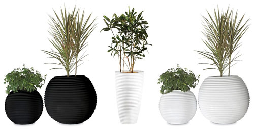 Modern Planters at Chiasso in main home furnishings  Category