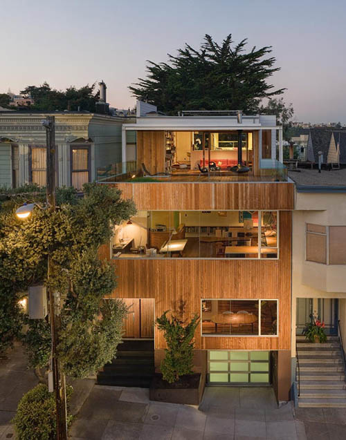 Beaver Street Reprise in California by Craig Steely Architecture in main interior design architecture  Category