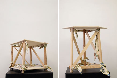 Esa Set of Tables by Gonçalo Campos
