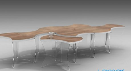 Flow Modular Coffee Table