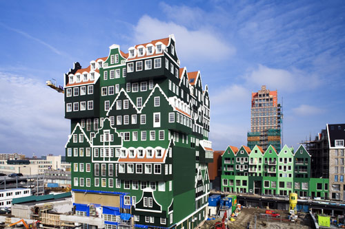 Hotel Inntel by Wilfried van Winden in main architecture  Category