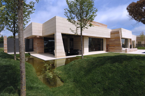 House 4 by A-cero