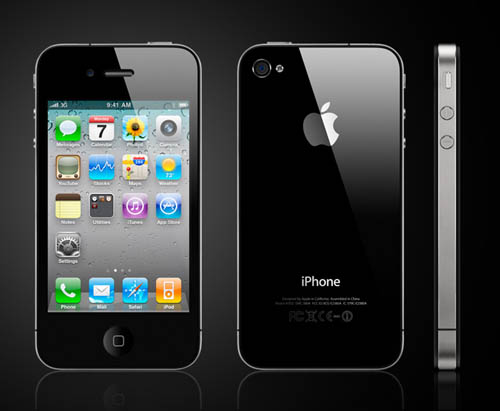 iPhone 4 Revealed