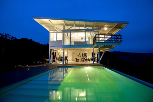 Iseami House in Costa Rica by Robles Arquitectos in architecture  Category