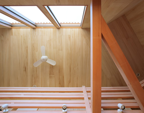 House in Japan by a.un Architects in main architecture  Category