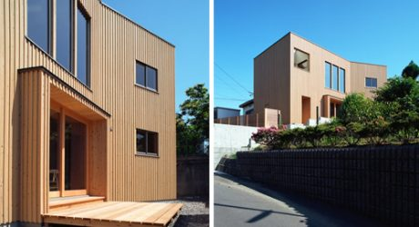 House in Japan by a.un Architects