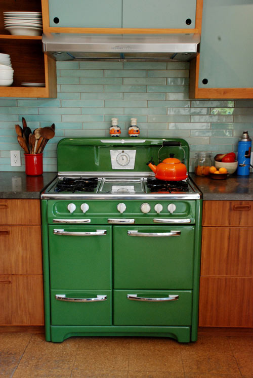 colorful kitchen fridges trend hgtv design blog design happens