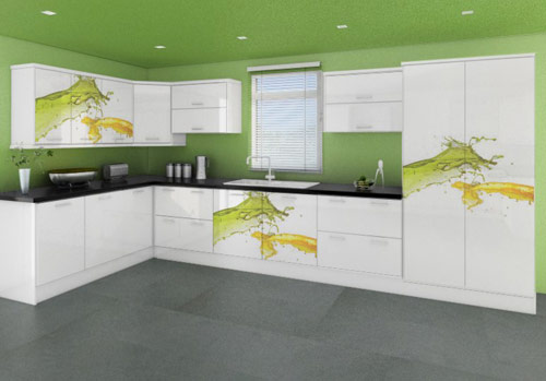MagnetMe Personalized Kitchen Cabinets in main interior design  Category
