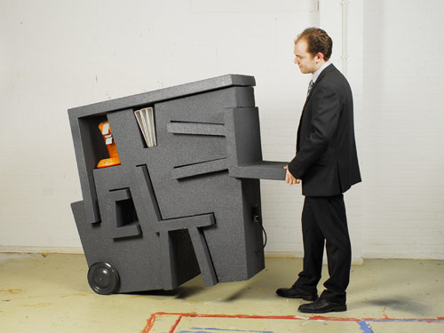 Mobile Office by Tim Vinke