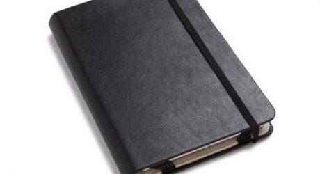 Moleskine's New Kindle Cover