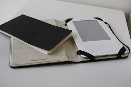 Moleskines New Kindle Cover in technology style fashion main  Category