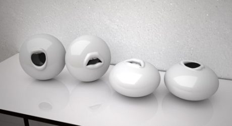 Mouth Pots by Thelermont Hupton