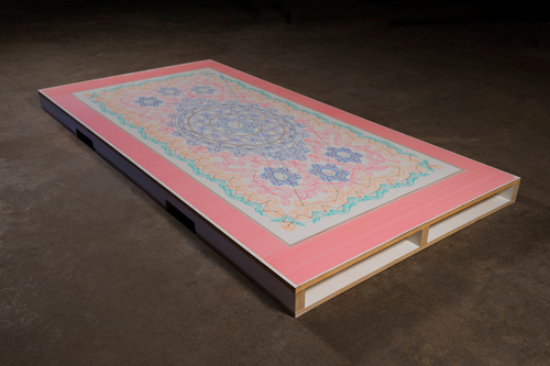 Persian Pallet by Chris Held of Von Tundra in main art  Category
