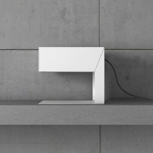Qbik Lamp by DZstudio
