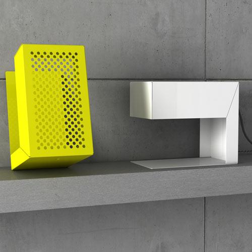 Qbik Lamp by DZstudio in main home furnishings  Category