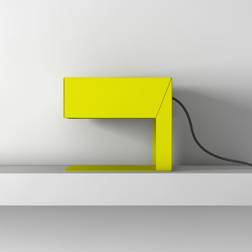 Qbik Lamp by DZstudio in home furnishings  Category