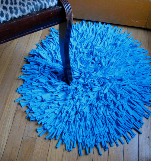 Recycled T Shirt Rugs in main home furnishings  Category