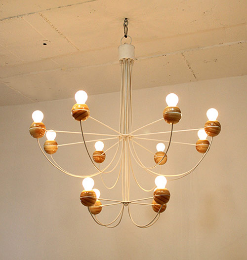 Semicircle Chandelier by Cho Hyung Suk in main home furnishings  Category