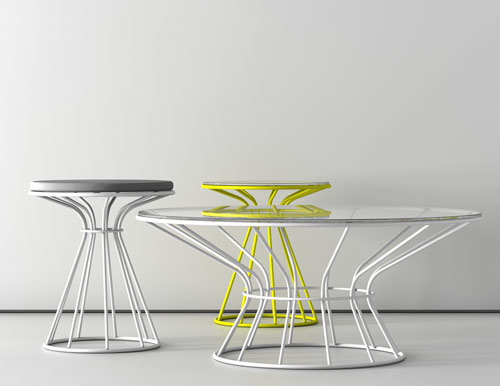 Sirio Table Collection
