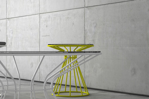 Sirio Table Collection in main home furnishings  Category