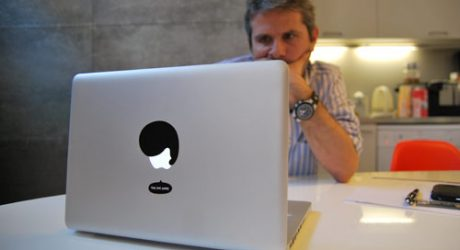 Stick With Me, Baby MacBook Decals
