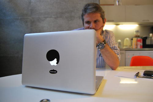 Stick With Me, Baby MacBook Decals