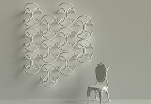 Flos Wall Piercing Lights
