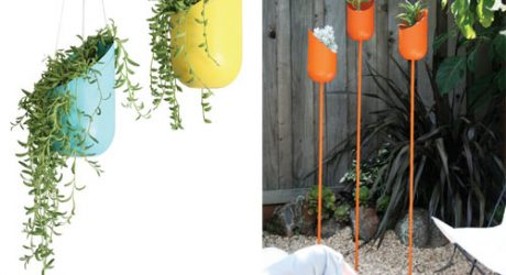 Modern Planters from Wallter