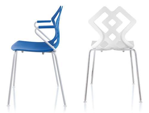 Zahira Chair from Alma Design in home furnishings  Category