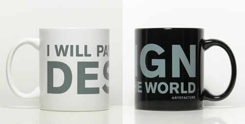 Artefacture Design Mugs