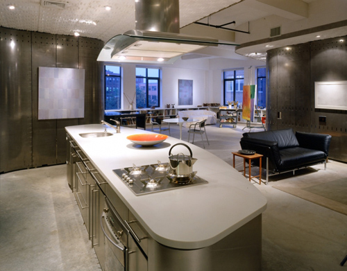 Artists Loft in Boston by Della Valle Bernheimer in architecture  Category