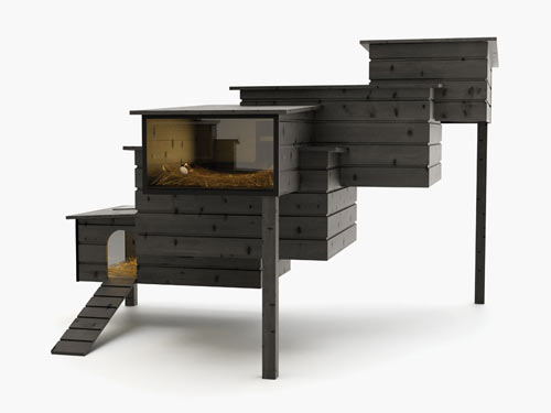 Breed Retreat by Frederik Roijé in home furnishings architecture  Category