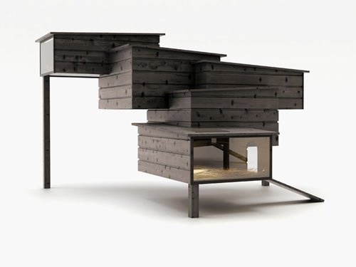 Breed Retreat by Frederik Roijé in main home furnishings architecture  Category